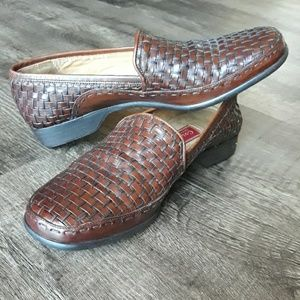 Cole Haan Basket Weave Loafers